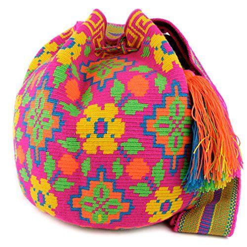 Wayuu Mochila Bag - Trendy Seasons # GF 7892 Trendy Seasons http://www.amazon.com/dp/B012TB9GUW/ref=cm_sw_r_pi_dp_60Edwb1AG7S8B