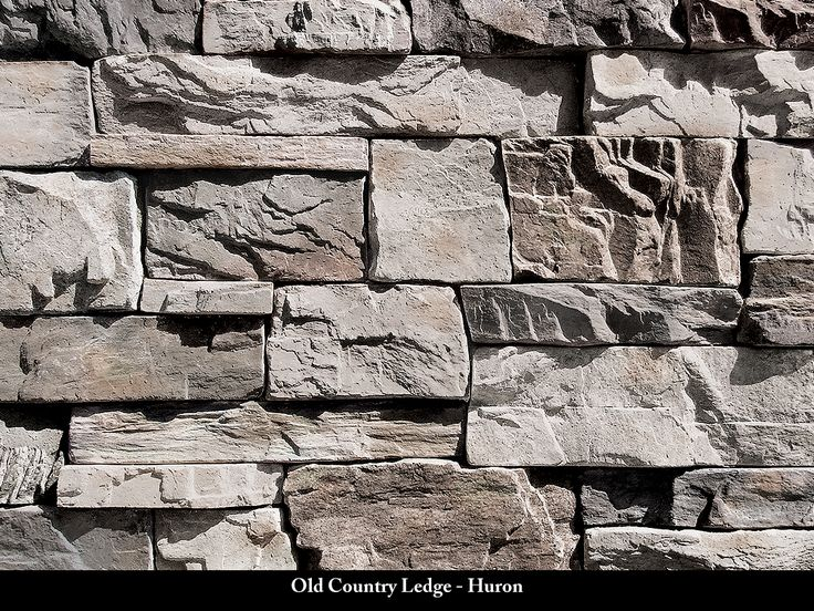 Old Country Ledge Stone / Huron