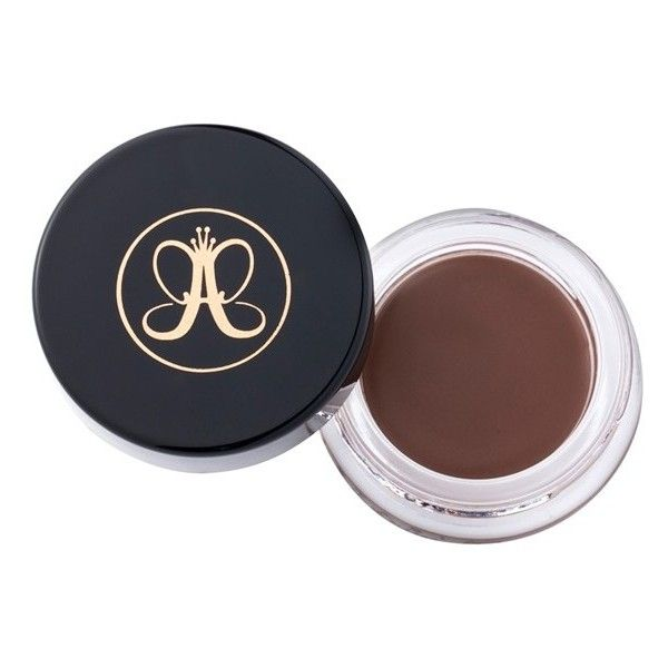 Anastasia Beverly Hills 'Dipbrow Pomade' Waterproof Brow Color (315 MXN) ❤ liked on Polyvore featuring beauty products, makeup, eye makeup, eyes, anastasia beverly hills cosmetics, eyebrow cosmetics, anastasia beverly hills, eye brow makeup e waterproof makeup