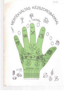 Marci fejlesztő és kreatív oldala: Mértékegységváltás kézszorobánnal 1. o