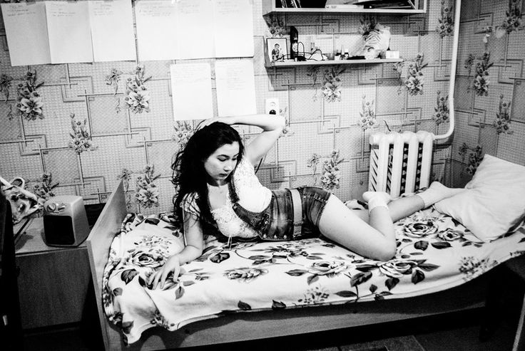 These photos provide a glimpse into student life in Russia | Dazed