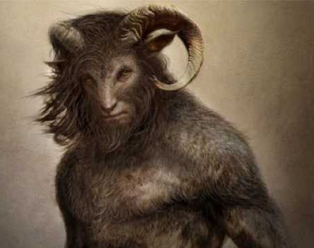 goat man10 Modern Nephilim – Children of Fallen Angels – In the World Today