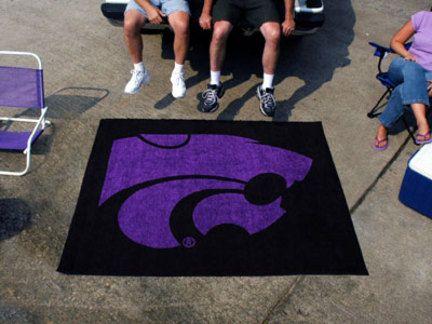 5' x 6' Kansas State Wildcats Tailgater Mat