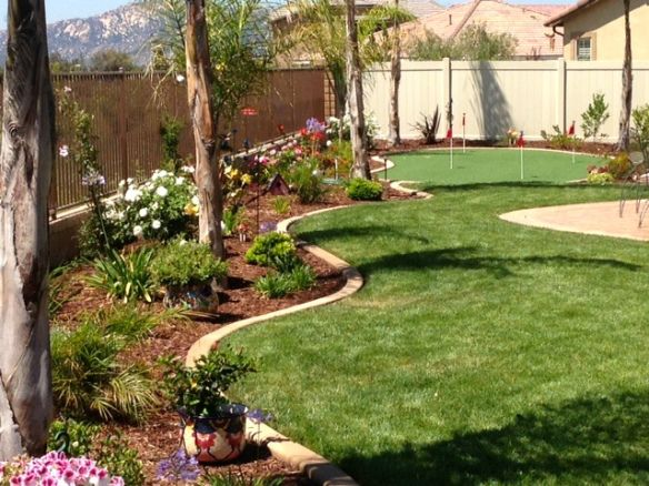 Up close and personal with aloha landscape and design for Landscaping rocks temecula