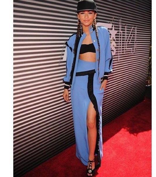Photos: Zendaya So Pretty For The BET Awards June 29, 2014