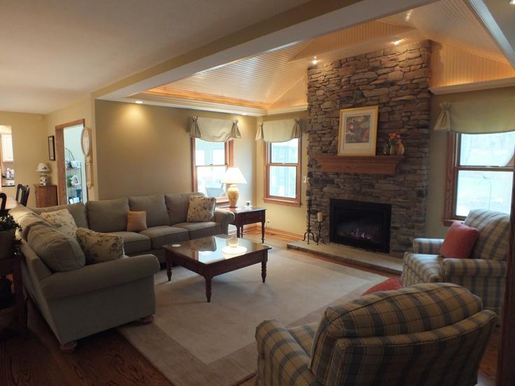 Living Room Remodel Otero Homes Living Areas Pinterest