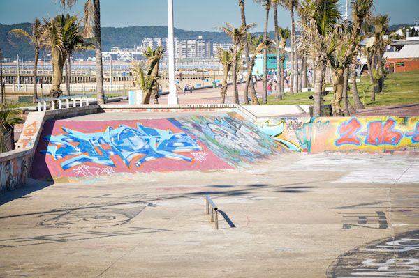 North Beach Skatepark