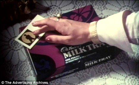 The 70s Milk Tray man advert...The lady loves milk tray