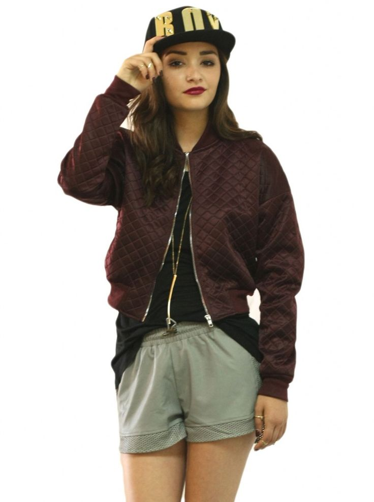 Top Ranks Quilted Bomber Jacket - 36 Best Womens Quilted Jacket Ideas Images On Pinterest Quilted