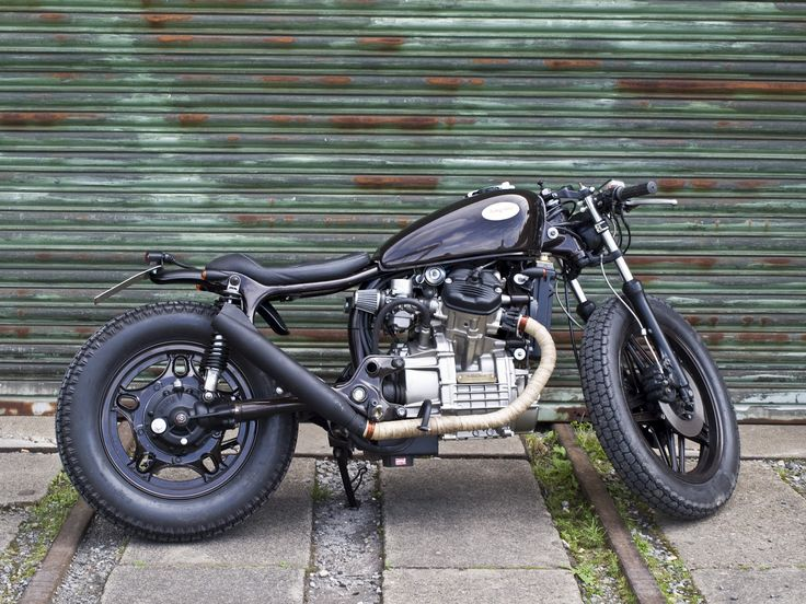 Honda CX 500 Kingston Custom Motorcycles: