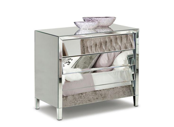 Victorian Mirrored Nightstand Google Search Mirrored Bedroom Furnituremirrored Nightstandmodern