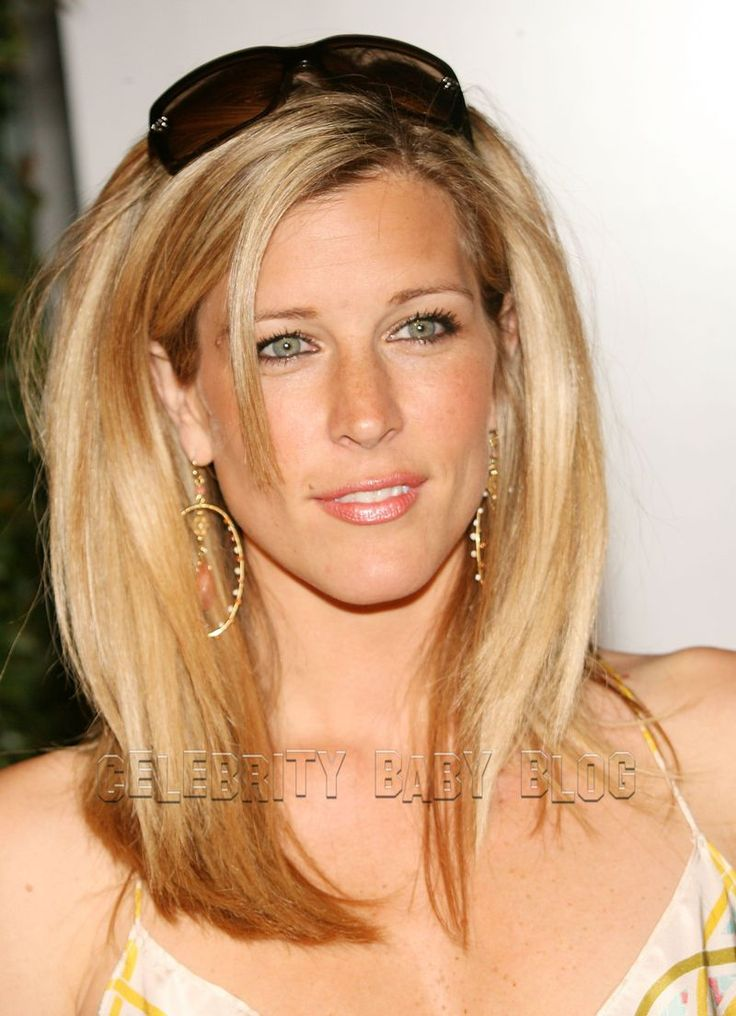 Laura Wright -- She's the cool big sister I wish I had. And gorgeous, to boot.