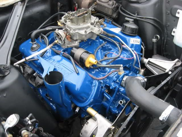 Ford small block family 3024V 230hp Prodiced 1968 only | Vintage Performance Engines | Motor