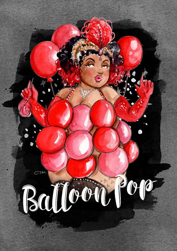 Plus Size Art: Burlesque Beauties by Illustrator Charlotte Thomson-Morley http://thecurvyfashionista.com/2017/07/plus-size-art-burlesque-beauties-by-illustrator-charlotte-thomson-morley/  Who says art doesn't need to have a bit of sex appeal?  In the mood for a little shimmy and a shake? Hold on to your pasties, pretties! Meet the artist behind stunning plus size burlesque art, Charlotte Thomson-Morley!