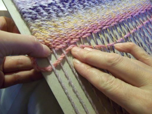 Weaving with card! Why did I forget this?? Great tute from Things to Make and Do