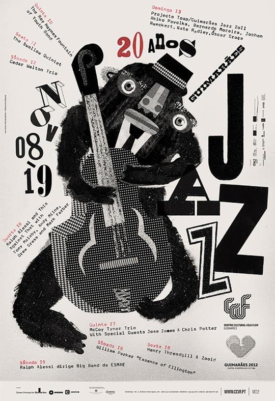 Atelier Martino & Jaña – Guimarães Jazz 2011 | Wizzzz™