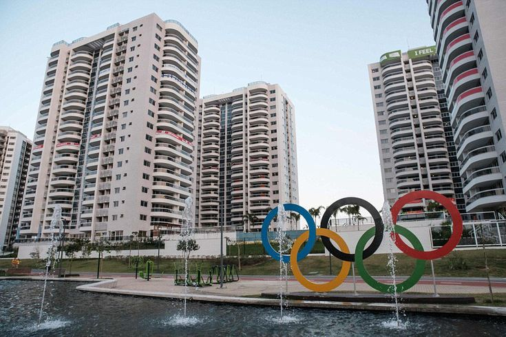 Rio 2016 Olympic Athletes Village