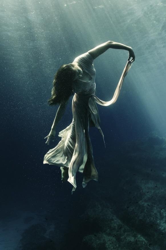 Water Dance by Kurt Arrigo  Lady in the Water