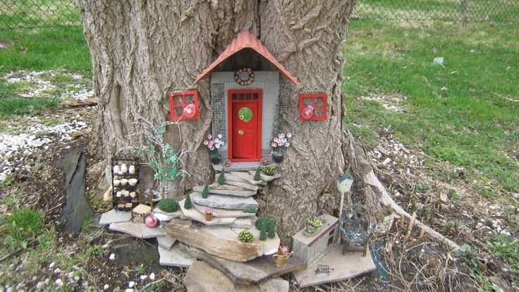 17 Best Images About Fairy Garden Magic On Pinterest