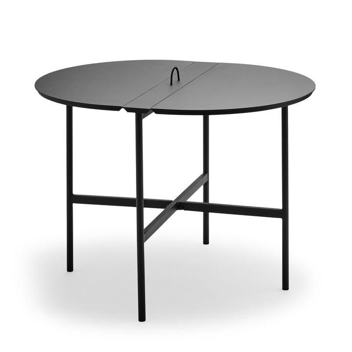 Skagerak Picnic Klapp Tisch 105 Cm Anthrazit Klapptisch