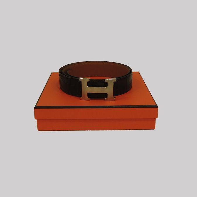 Hermès H Buckle belt