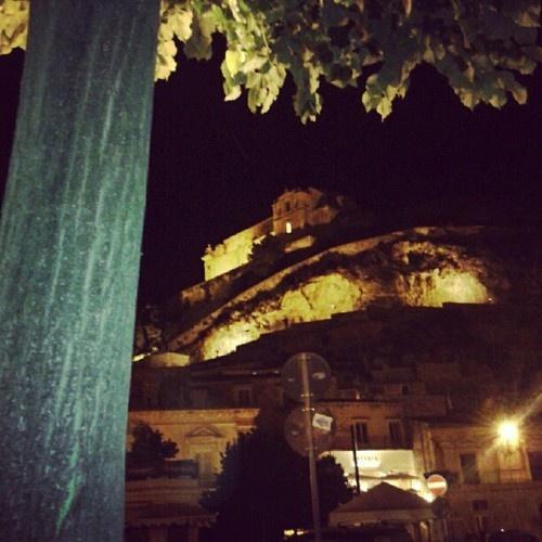 Quinte e fondali naturali di un teatro a sipario aperto  Instagram: enriicone  #sciclidigitale #Italy #Sicily #instagram