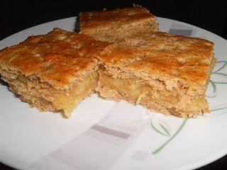 Szénhidrát diéta egyszerűen!: Teljes kiőrlésű almás pite