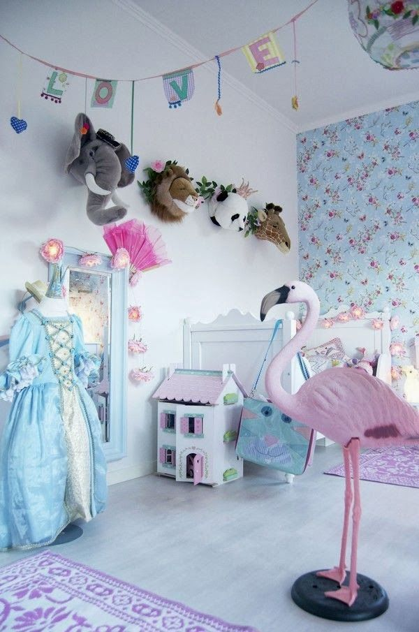 The Boo And The Boy Eclectic Kids Rooms