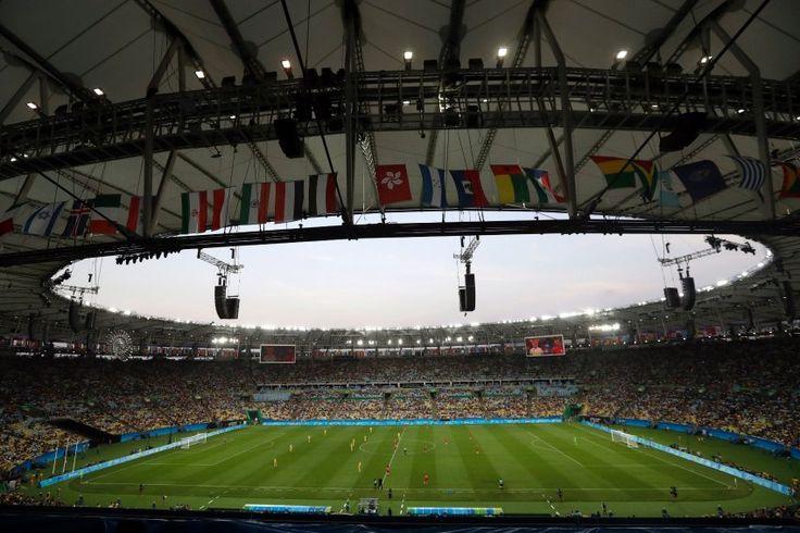 Im Maracanã-Stadion in Rio de Janeiro stieg das große Finale. Dort, wo die...