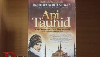 Jual Novel Api Tauhid karya Habiburrahman El Shirazy