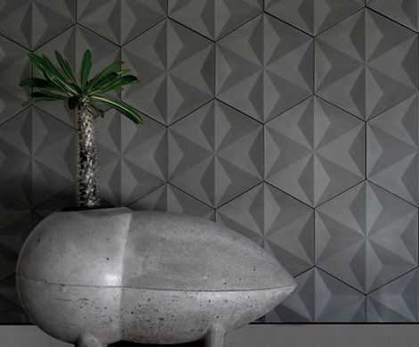 192 best images about panel design on pinterest 3d wall for 3d concrete tiles