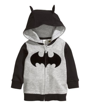 batman hooded jacket | h&m