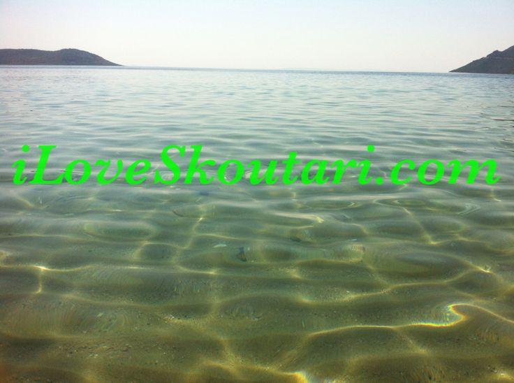 Beach Agias Barbaras                                 Skoutari Lakonia