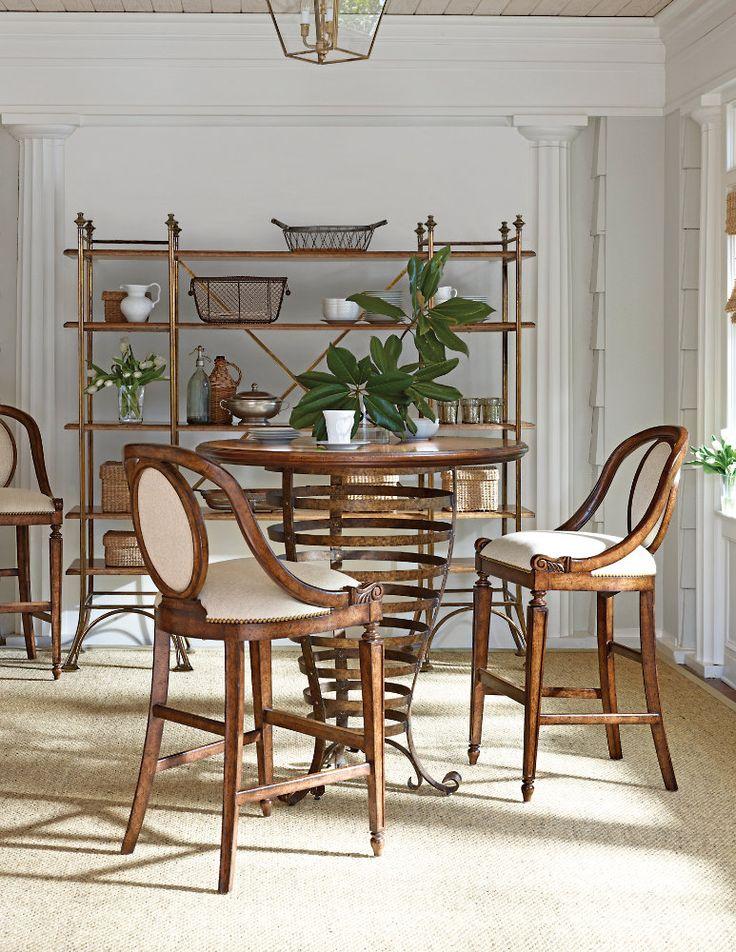 21 Best Kitchen Decorating Ideas Images On Pinterest  Stanley Pleasing Stanley Furniture Dining Room Set Design Decoration