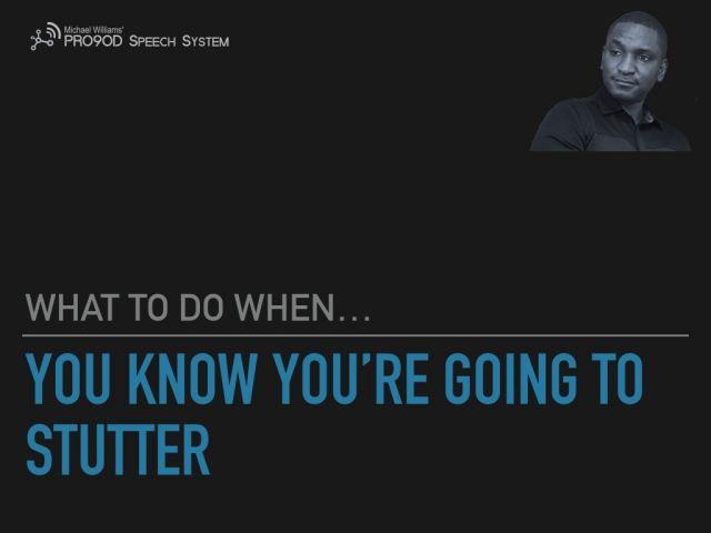 Stuttering+Exercises