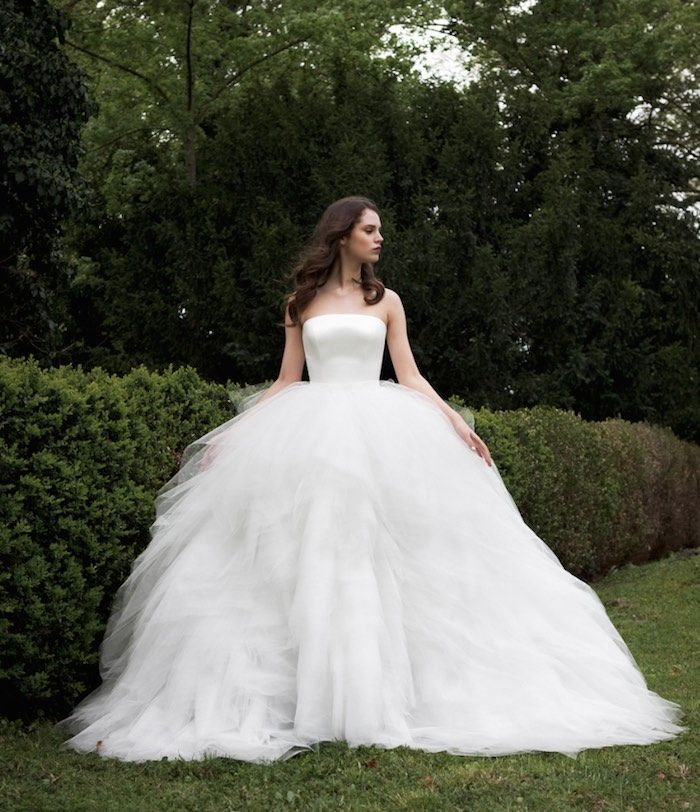 540 best Wedding Gowns images on Pinterest | Engagements, Wedding ...