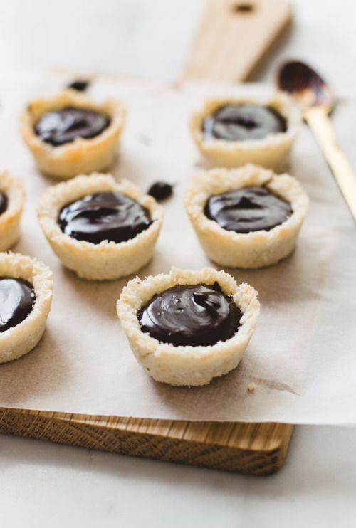 Coconut Chocolate Cups (GF) Really nice recipes. Every  Mein Blog: Alles rund um Genuss & Geschmack  Kochen Backen Braten Vorspeisen Mains & Desserts!
