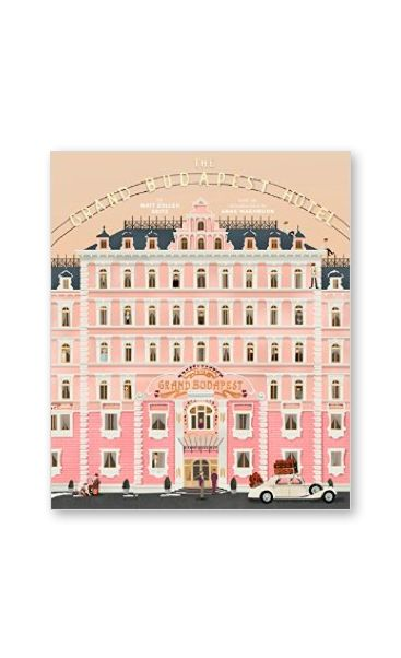 The Wes Anderson Collection: The Grand Budapest Hotel, book available Feb. 10th #readinglist