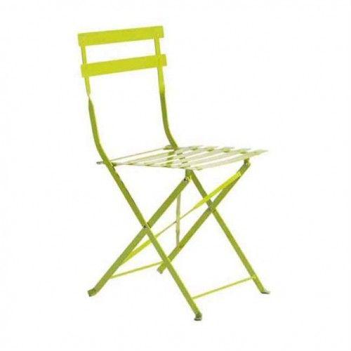 Botanical Chair - Green