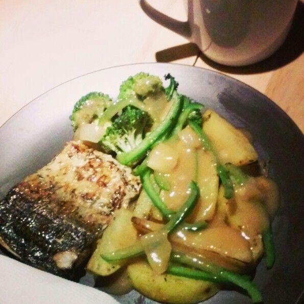 Steik bandeng tanpa duri buatan rumahan | Homemade deboned milkfish steak