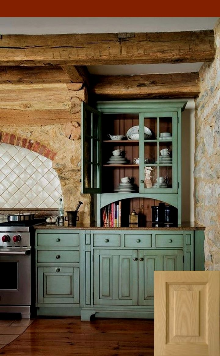 Non Traditional Kitchen Cabinet Ideas