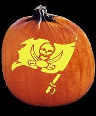 Tampa Bay Pumkin Spookmaster Nfl Football Tampa Bay