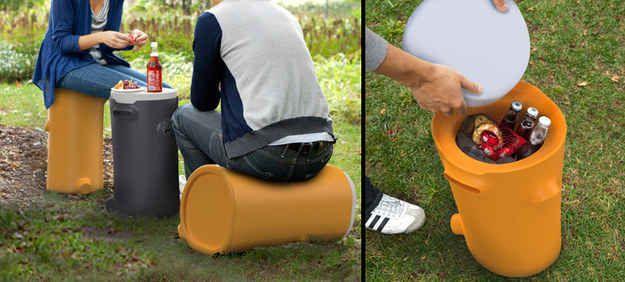 Bonfi Outdoor Chair/Table/Cooler