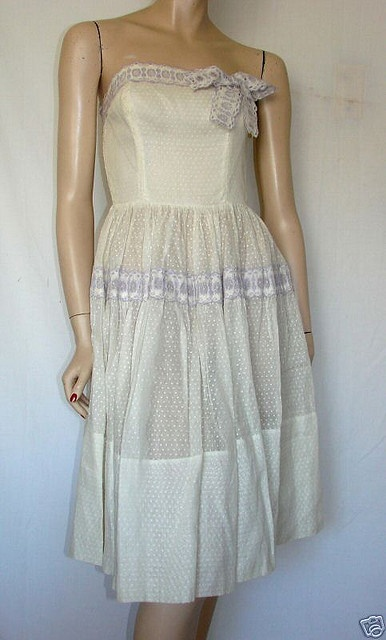 169 best images about dotted swiss on pinterest swiss for Dotted swiss wedding dress
