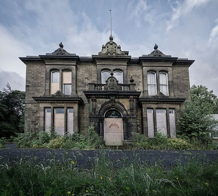 10 Abandoned Houses Manors Cottages Urban Ghosts