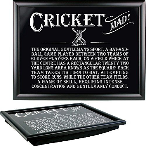 The Ultimate Gift For Man 8817 Cricket Lap Tray