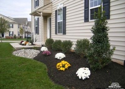 Ordinaire Front Of Townhouse Landscaping