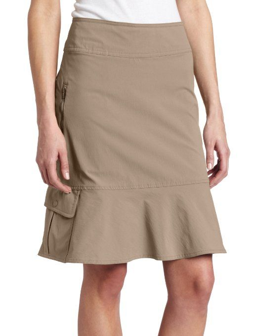Khaki Skirt For Women