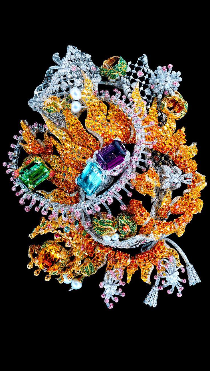 Victoire de Castellane for Dior Jewellery
