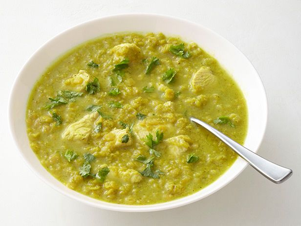 Chicken-Lentil Curry Soup Recipe from Food Network Magazine Dec 13 ...